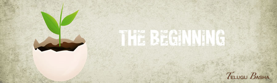 Thebeginning