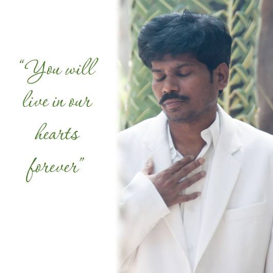 We remember sri kaleshwar